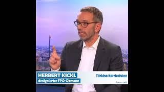 """Herbert Kickl: """"Die Kurz-Regierung wird ihr Ende finden!"""""""