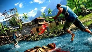 Far Cry 3 Sets the Benchmark for Open World FPS Genre (Interview) - PAX Prime 2012