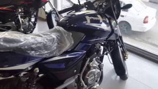 new pulsar 150   bs4 engine   2017