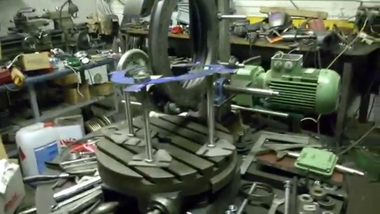 QEG Wickelmaschine Probelauf 1 - YouTube