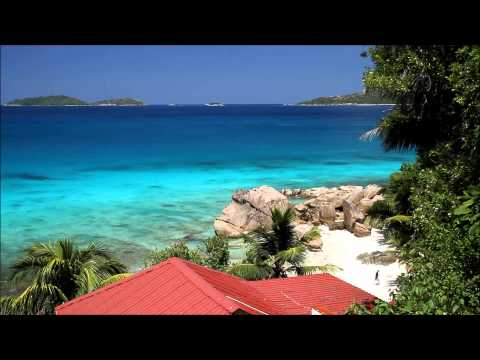 Living in Paradise | La Digue, Seychelles | 1 Hour Ambient Sound for Relaxation & Meditation