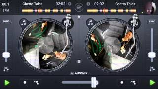 Dub G Ghetto Tales by DJ Mustard *DubbedOut* Remix