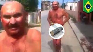 Brazilian na lalaki, nahuling nag-anal sex ang asawa