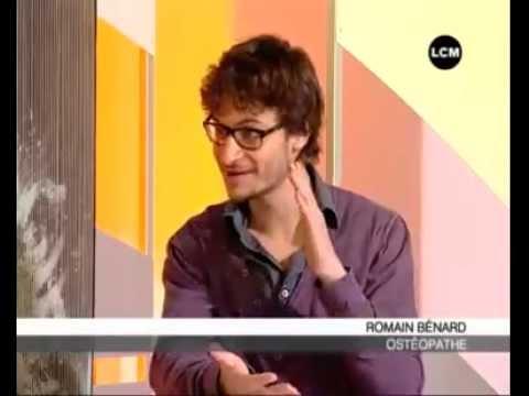 Romain Bénard - Ostéopathe sur Marseille - LCM MATIN