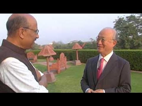 Walk The Talk with Yukiya Amano, Director General, IAEA