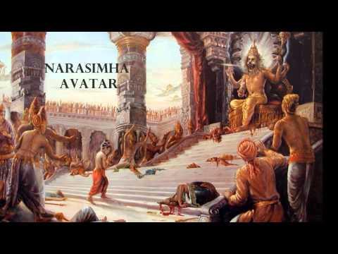 Lord Vishnu - Prasanna vadanam