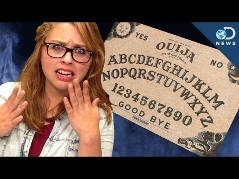 Thumbnail: What Makes Ouija Boards Move?