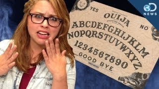using a ouija board gone wrong