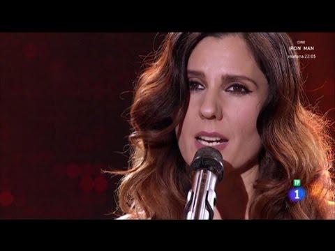 Diana Navarro - Eres tú ( GALA REYES Y ESTRELLAS )