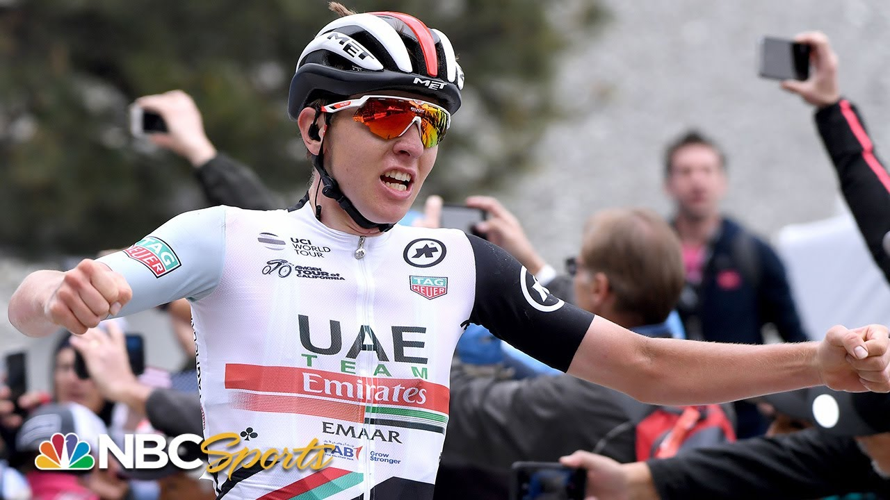 Amgen Tour of California 2019: Stage 6 highlights   NBC Sports