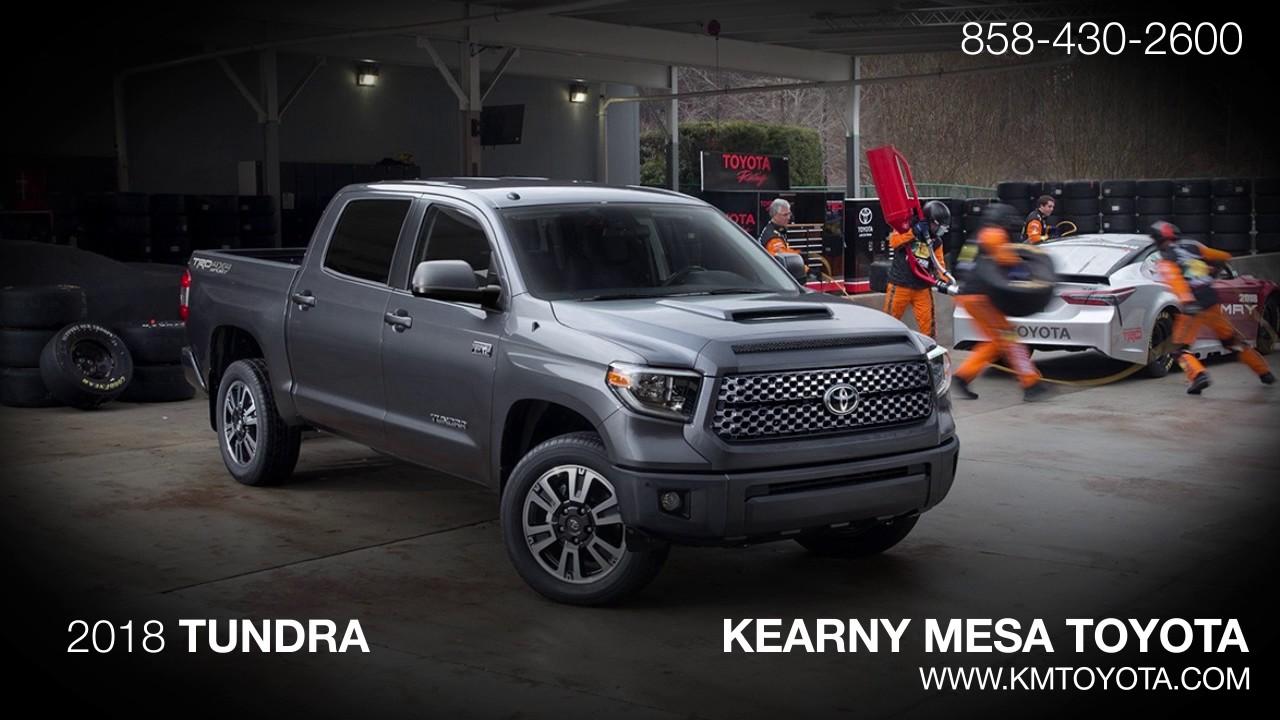 2018 Toyota Tundra. Kearny Mesa Toyota