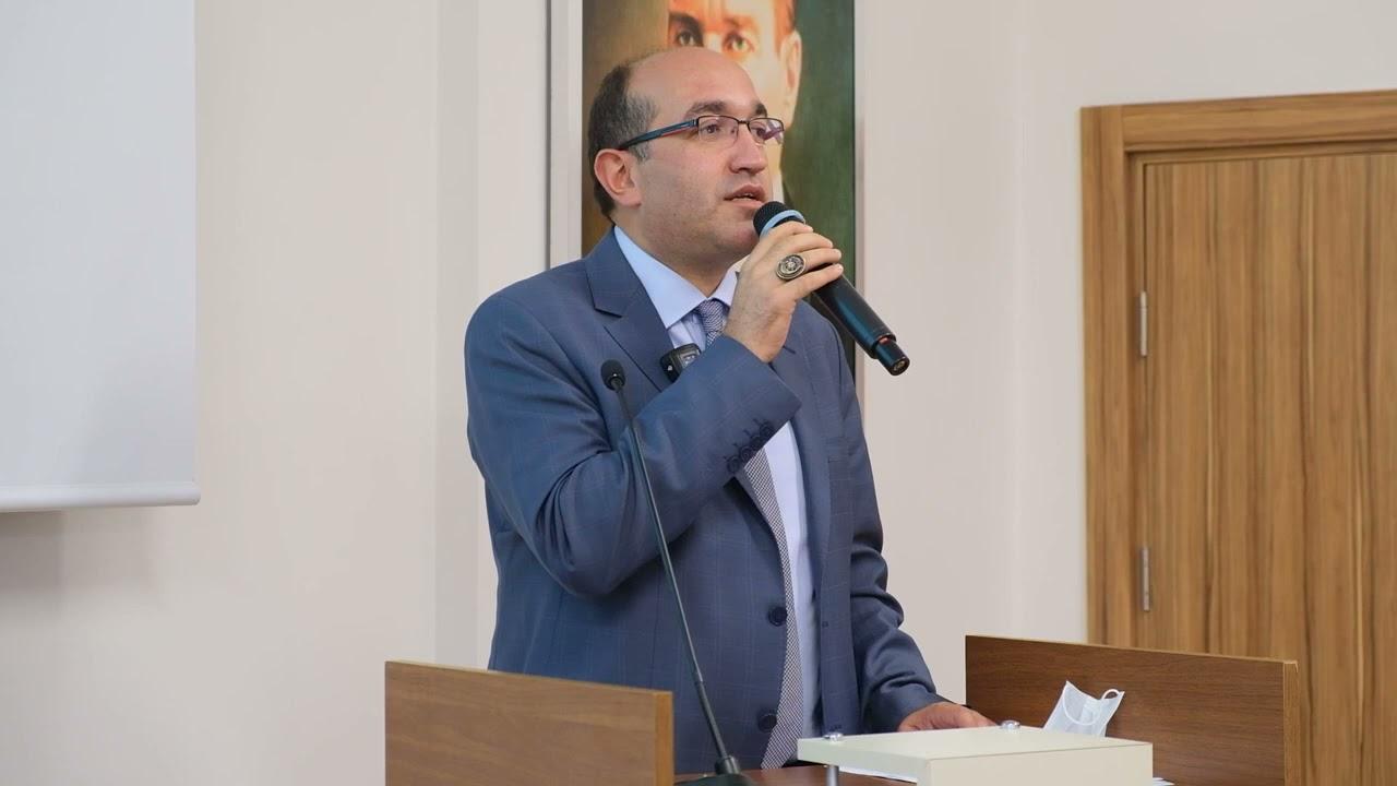 Mustafa Çöl Üniversite Öğrencileriyle Buluştu
