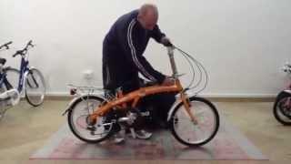 Bici Pieghevole Decathlon Gartenhaus Gebraucht
