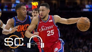 Tim Legler: Ben Simmons needs to become more of a threat for Philadelphia 76ers | SC with SVP | ESPN