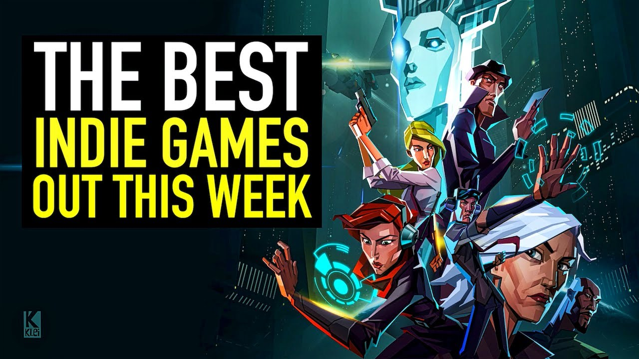 The TOP BEST Indie Games OUT THIS WEEK!