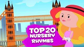 топ 20 детский стишок | Лондонский мост падает вниз