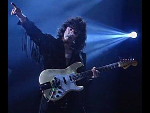 Ritchie Blackmore & Jackie Lynton - American Blues Legend FULL CONCERT 1987