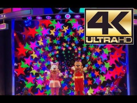Complete Disney Junior DANCE PARTY!!! Show at Disneyland (4K)
