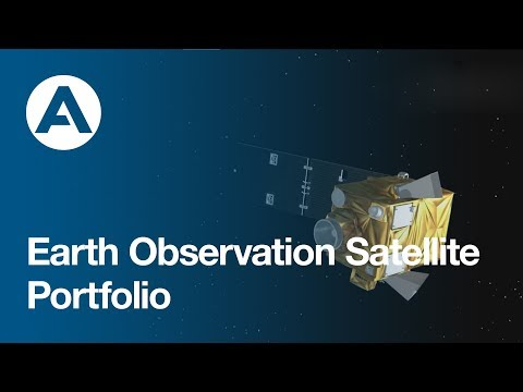 Earth Observation Satellite Portfolio