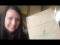Unboxing my March 2017 ER Order - Young Living