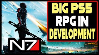 BIG PS5 RPG IN DEVELOPMENT + MAJOR PS4 EXCLUSIVE GETTING A SEQUEL?