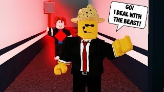 BODYGUARD CHALLENGE! (Roblox Flee The Facility)