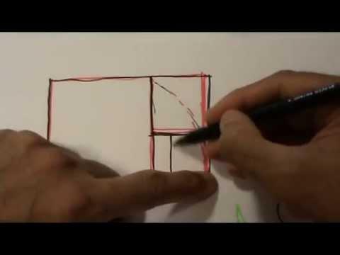 Espiral de Durero en rectngulo ureo  YouTube
