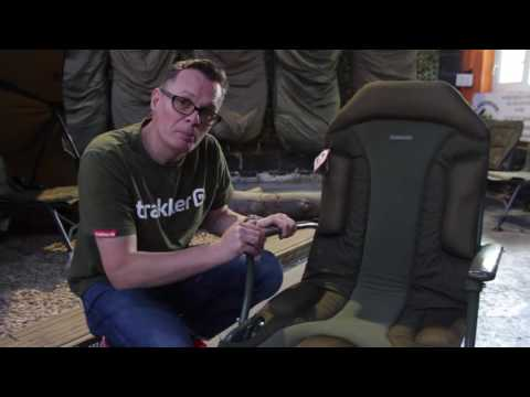 Fishing Republic | Levelite Long Back Chair