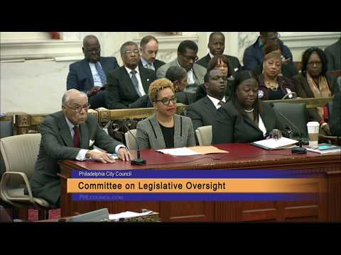 Committee on Legislative Oversight 3-29-2018