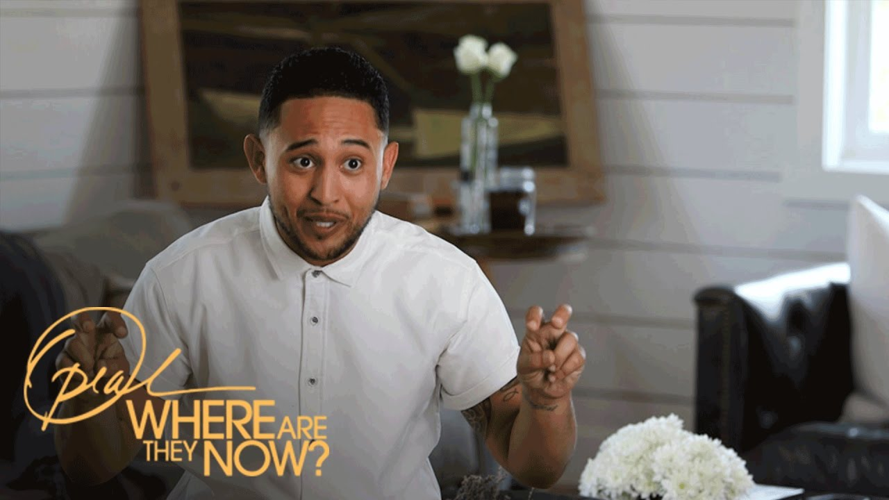 How Tahj Mowry Avoided the Pitfalls of Child Stardom | Where Are They Now | Oprah Winfrey Network