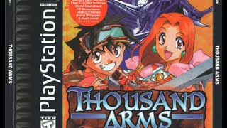 Overlooked PlayStation Games: Thousand Arms Review