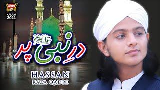 Muhammad Hassan Raza Qadri    Dar e Nabi Par    New Naat 2021    Heera Gold