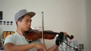 Despacito Ft. Luis Fonsi & Daddy Yankee (Violin Cover) - Justin Bieber