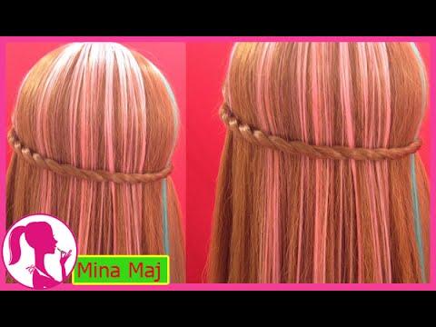 Hairstyles - Cách Tết Tóc Đẹp Và Đơn Giản Đi Học