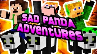 Minecraft - Sad Panda Adventures [SZONTYOLA PANDÁK :(]