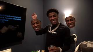 YoungBoy Never Broke Agąin - Ten Talk [Official Music Video]