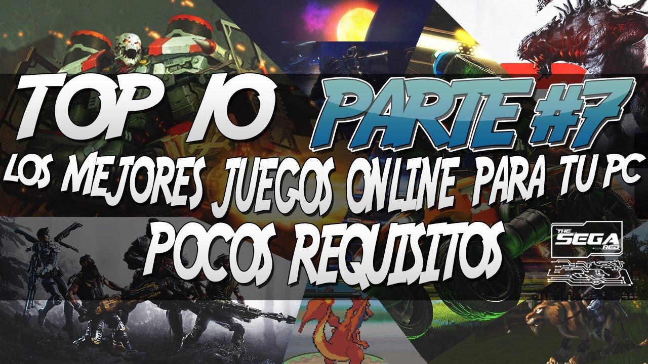Top 10 7 Los Mejores Juegos Online Para Pc De Pocos Requisitos