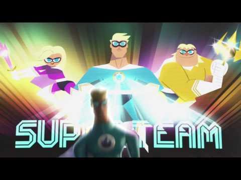Sanjay's Super Team - Clip 1