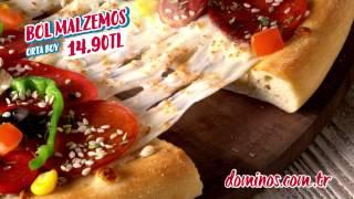 Dominos Pizzadan Bol Malzemos