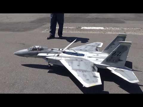 ラジコン ジェット戦闘機 F15C yellowaircraft       kingtech K160G2