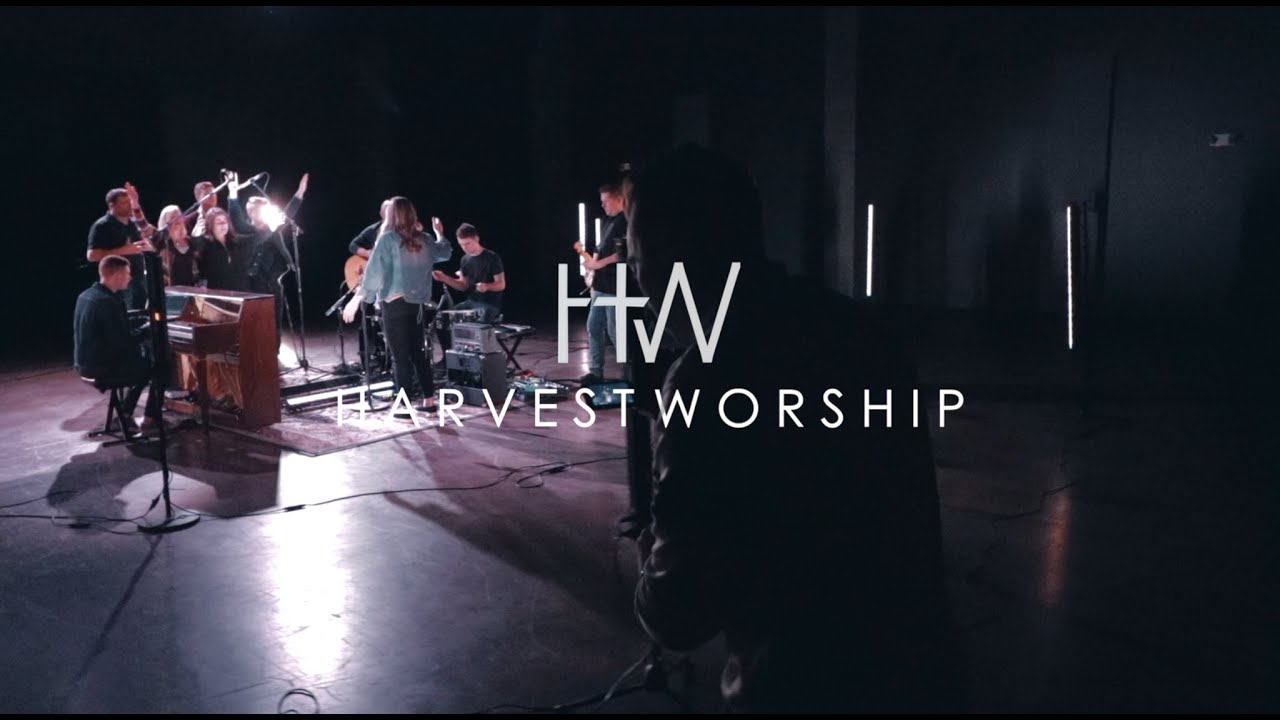 CHRIST HAVE MERCY | LIVE RECORDING BTS | HARVEST WORSHIP