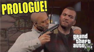 GTA 5 Prologue   Grand Theft Auto 5 Next Gen PS4 Gameplay