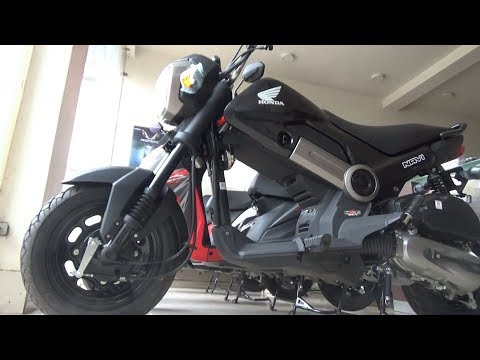 NEW HONDA NAVI BSIV/AHO FULL WALK AROUND WITH ADVANTAGES AND DISADVANTAGES