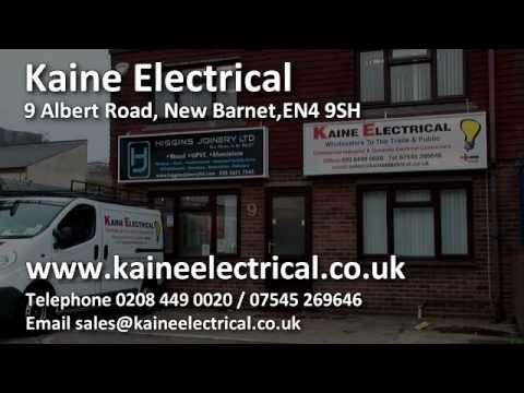 Kaine Electrical Commerical and Domestic Electrician in Barnet