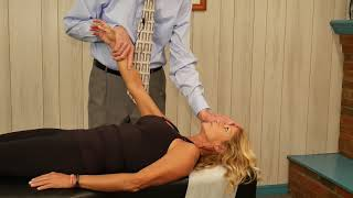 Cranial Treatment for the Core Postural Distortion: