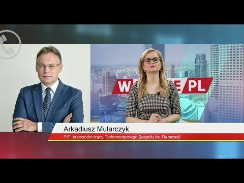 Mularczyk: Te roszczenia powinny być skierowane wobec Niemiec