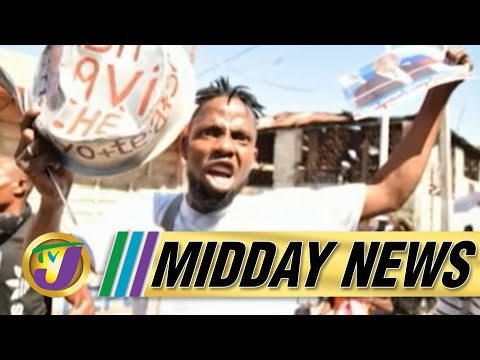 Siege in Haiti Continues | Police Issue Warning to Party Promoters in Jamaica | July 9 2021