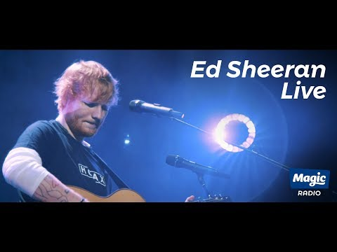 Ed Sheeran   SHOW  Magic Radio