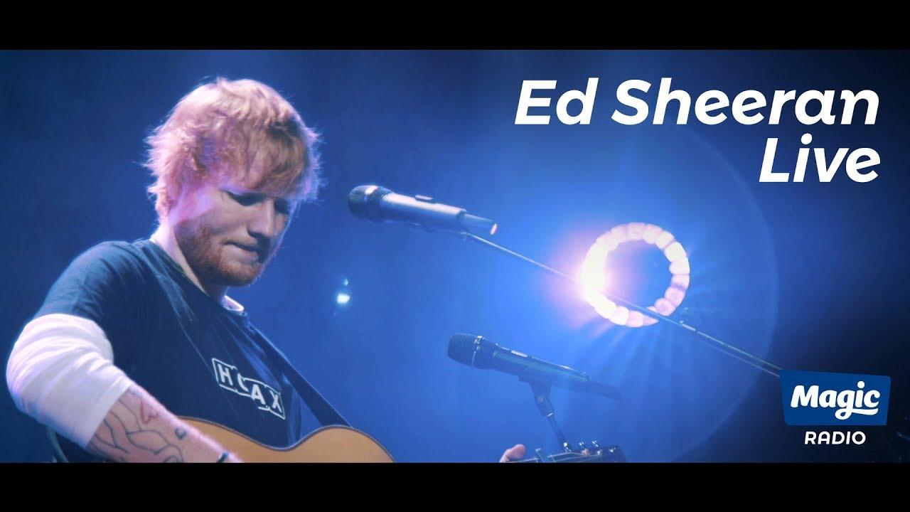 Ed Sheeran Live FULL SHOW | Magic Radio