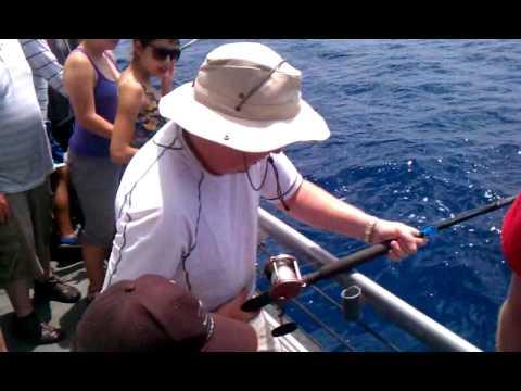 Deep sea fishing port aransas